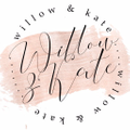 WILLOW and KATE Logo