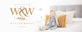 Willow and Wolf Label Logo