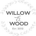 Willow & Wood logo