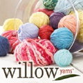 Willow Yarns Logo
