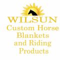 Wilsun Custom Horse Blankets & Fine Horse Accessories Logo
