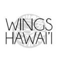 Wings Hawaii USA Logo