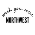 Wish You Were Northwest Logo