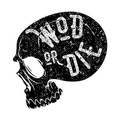 WOD or Die Apparel Logo