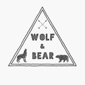 Wolf & Bear Kids Logo