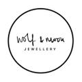 Wolf & Moon Logo