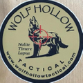 Wolf Hollow Tactical Logo