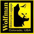 Wolfman Luggage Logo