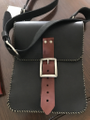 wolf river leather USA Logo