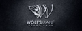 Wolf's Mane Beard Care Logo