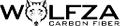 Wolfza Carbon Fiber Logo