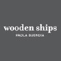 Wooden Ships Logo