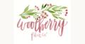 Woolberry Fiber Co Logo