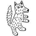 woolfwithme.com Logo