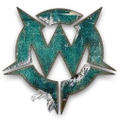 Wornstar Clothing USA Logo