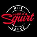 Worth A Squirt Logo
