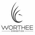 Wortheesmetics logo