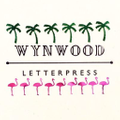 Wynwood Letterpress Logo