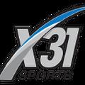X31 SPORTS logo
