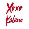 XoXo Kalani Luxury Lashes Logo