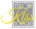 yellowkissboutique.com Logo