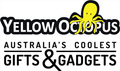 Yellow Octopus Logo