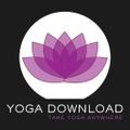 Yoga Download Logo
