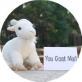 You Goat Mail Logo