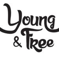 Young and Free Apparel Logo
