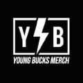Young Bucks Merch logo
