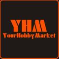YourHobbyMarket Netherlands Logo