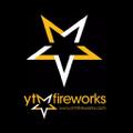 YTM Fireworks UK Logo