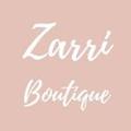 Zarri Boutique logo