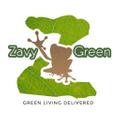 Zavy Green Logo