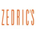 Zedric's: Fit with Flavor Logo