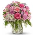 Zelek Flower Shop Logo