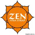 Zen Yoga Strap Logo