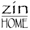 Zin Home Logo