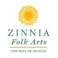 Zinnia Folk Arts Logo
